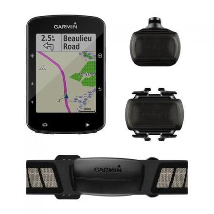 GPS GARMIN EDGE 520 PLUS PACK