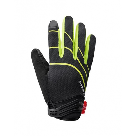 GUANTES LARGOS SHIMANO WINDSTOPPER