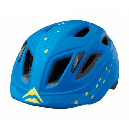 CASCO MERIDA KIDS AZUL-AMARILLO
