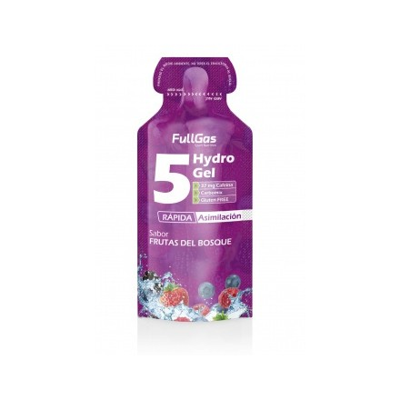 GEL FULLGAS ENERGY FRUTAS DEL BOSQUE