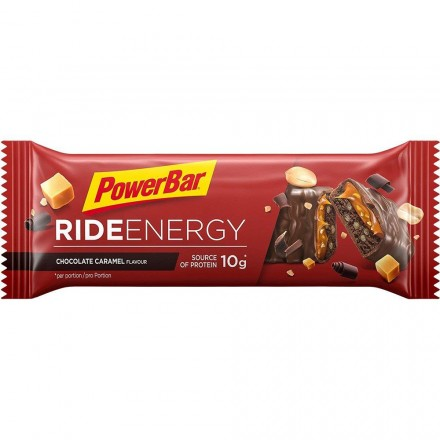 Powerbar Ride Energy Chocolate-Caramelo