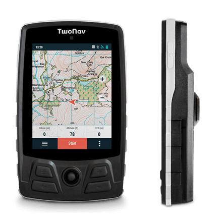 GPS TWONAV TRAIL BIKE