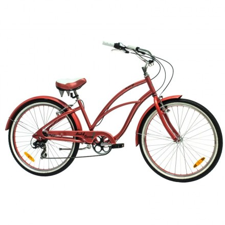 Bicicleta MONTY Beach Cruiser 1 WOMAN