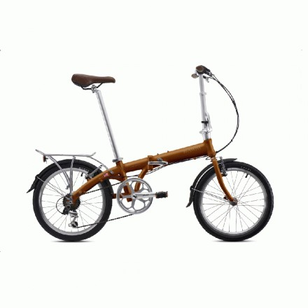 BICICLETA PLEGABLE BICKERTON JUNCTION 1307 COUNTRY MR-CARAMEL