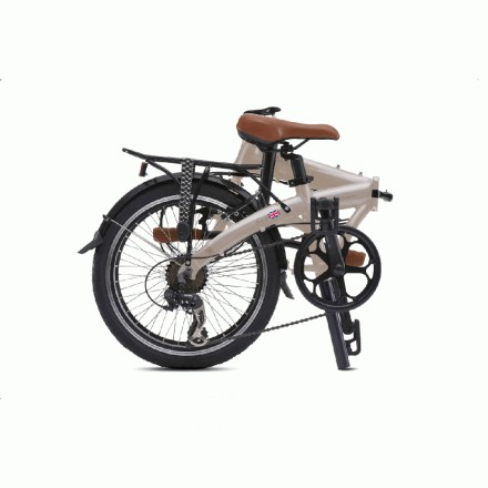BICICLETA PLEGABLE BICKERTON JUNCTION 1507 COUNTRY - CREAM