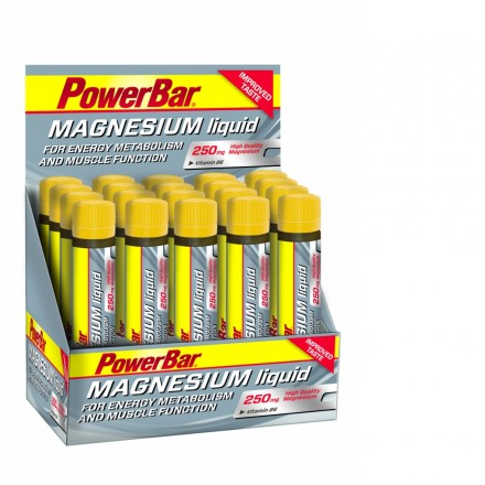 POWERBAR MAGNESIO VIAL 25MG