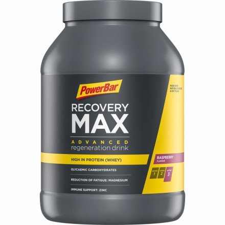 POWERBAR RECOVERY MAX RASPBERRY 1144GR
