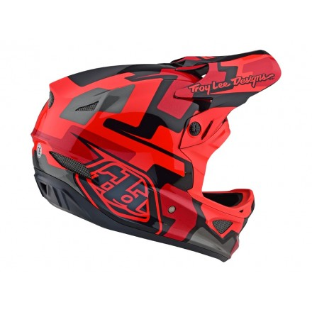 CASCO INTEGRAL TROY LEE D3 FIBERLITE 19