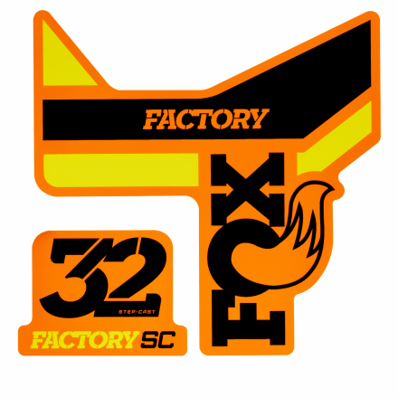 KIT ADHESIVOS FOX HORQUILLA 32 SC FACTORY