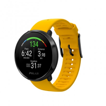 PULSOMETRO GPS POLAR IGNITE YELLOW