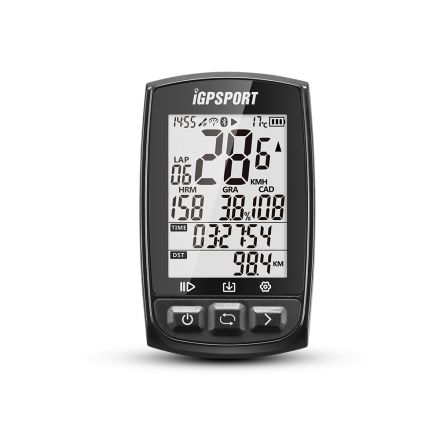 GPS IGPSPORT IGS50E ANT+/BLUETOOTH