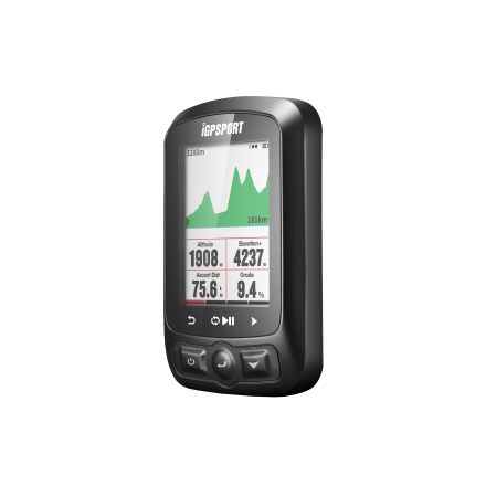 GPS IGPSPORT IGS618 ANT+/BLUETOOTH
