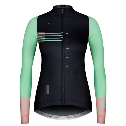 MAILLOT M/L MUJER GOBIK COBBLE 20