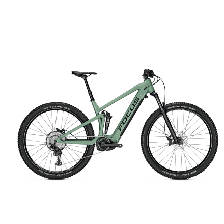 BICICLETA ELECTRICA FOCUS THRON2 6.8 2020