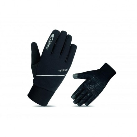 GUANTES LARGOS GES SOFTSHELL