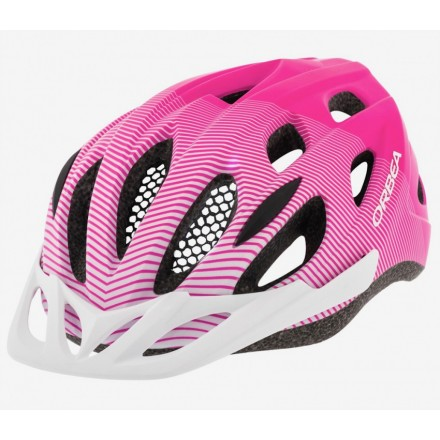 Casco Orbea Sport Youth EU Blanco-Rosa