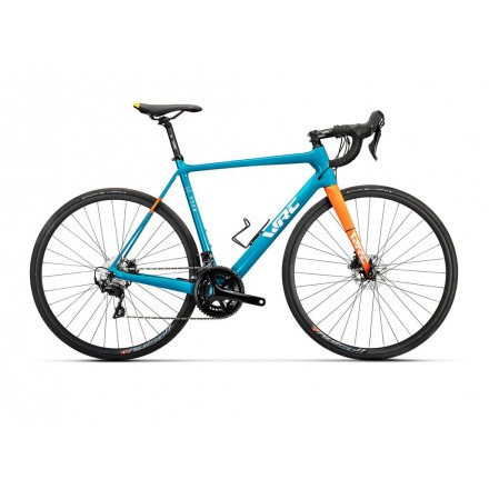 BICICLETA CONOR RUSH CARBON DISC 105 2021