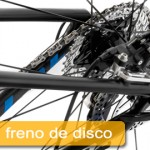 Centrar frenos de disco mountain bike